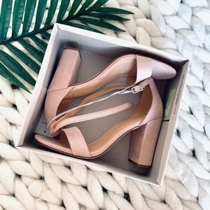 🌿 A New Day Ema High Block Heel 🌿
